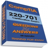 220-701 Training Exam