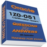 1Z0-051 Training Exam