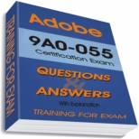 9A0-055 Training Exam