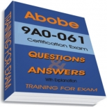 9A0-061 Training Exam