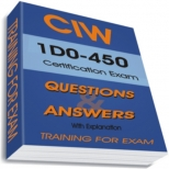 1D0-450 Training Exam