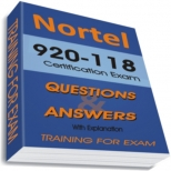 920-118 Training Exam