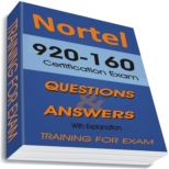 920-160 Training Exam