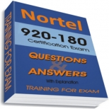 920-180 Training Exam