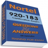 920-183 Training Exam