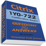 1Y0-722 Training Exam